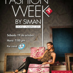 Fashion week by SIMAN el salvador y canal 12