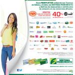 Goza de las promociones y beneficios del Sistema Fedecredito - 08oct13