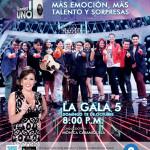 Numero Uno El Salvador La Gala 5