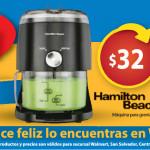 Walmart sucursal escalon HAMILTON BEACH savings - 09oct13
