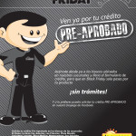 BLACK FRIDAY credito pre aprobado en La Curacao - 21nov13