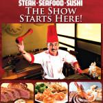 Benihana steak seafood sushi the show starts here