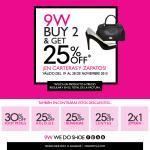 Black Friday promociones Tiendas NINEWEST el salvador