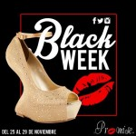 Black WEEK Promise Shoes