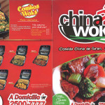 China Wok combos woks a domicilio