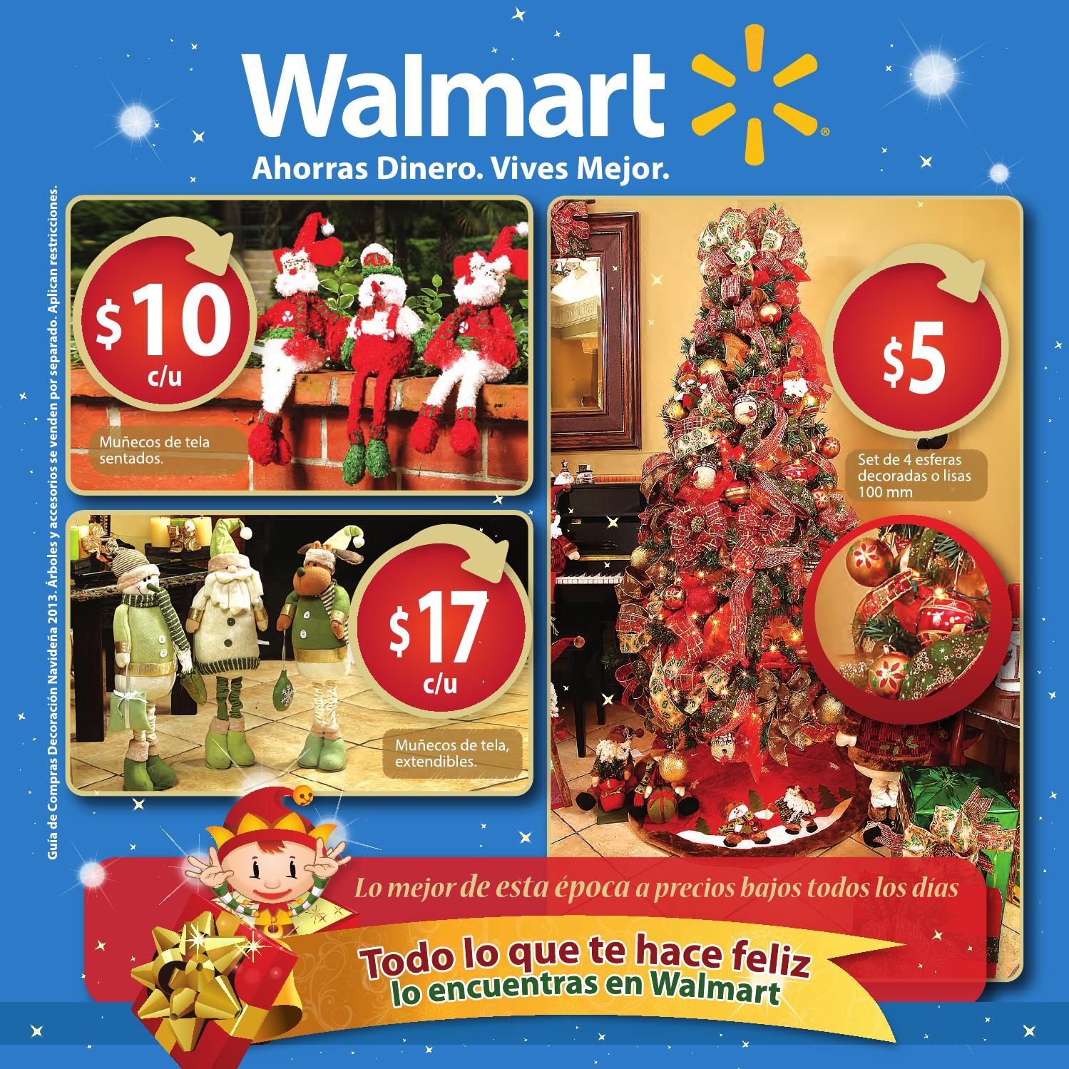 walmart el salvador decoracion navide a 2013 ofertas ahora