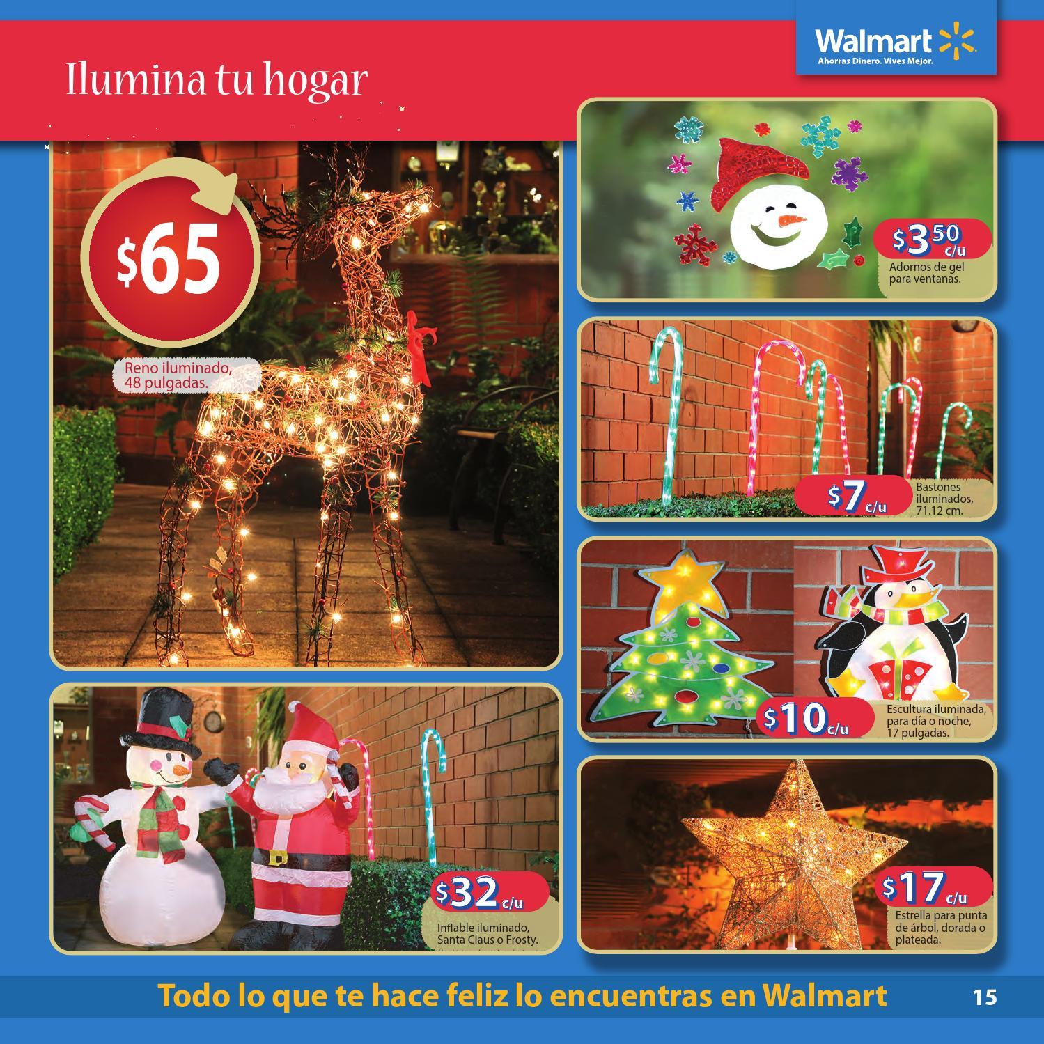 decoracion navide a walmart 2013 pag15 ofertas ahora