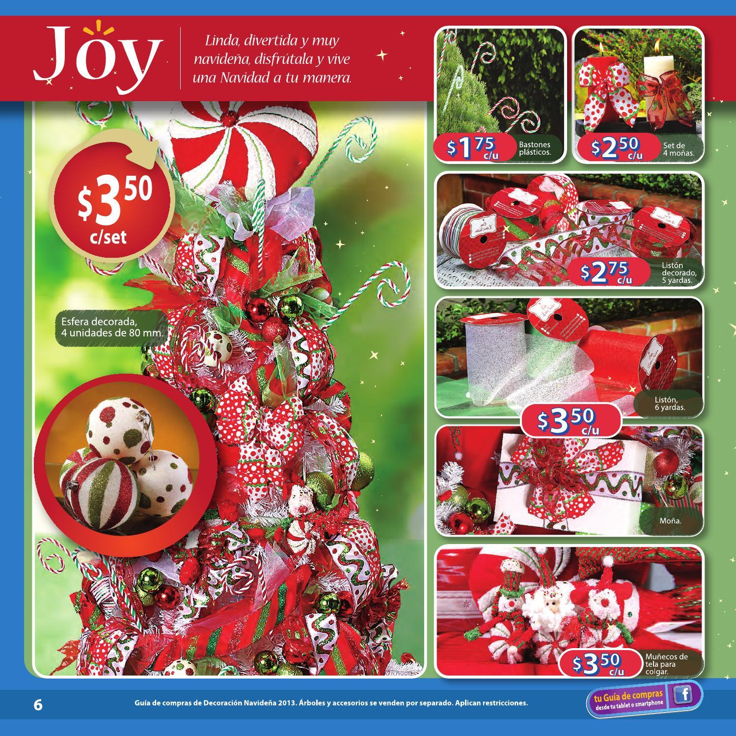 decoracion navide a walmart 2013 pag6 ofertas ahora