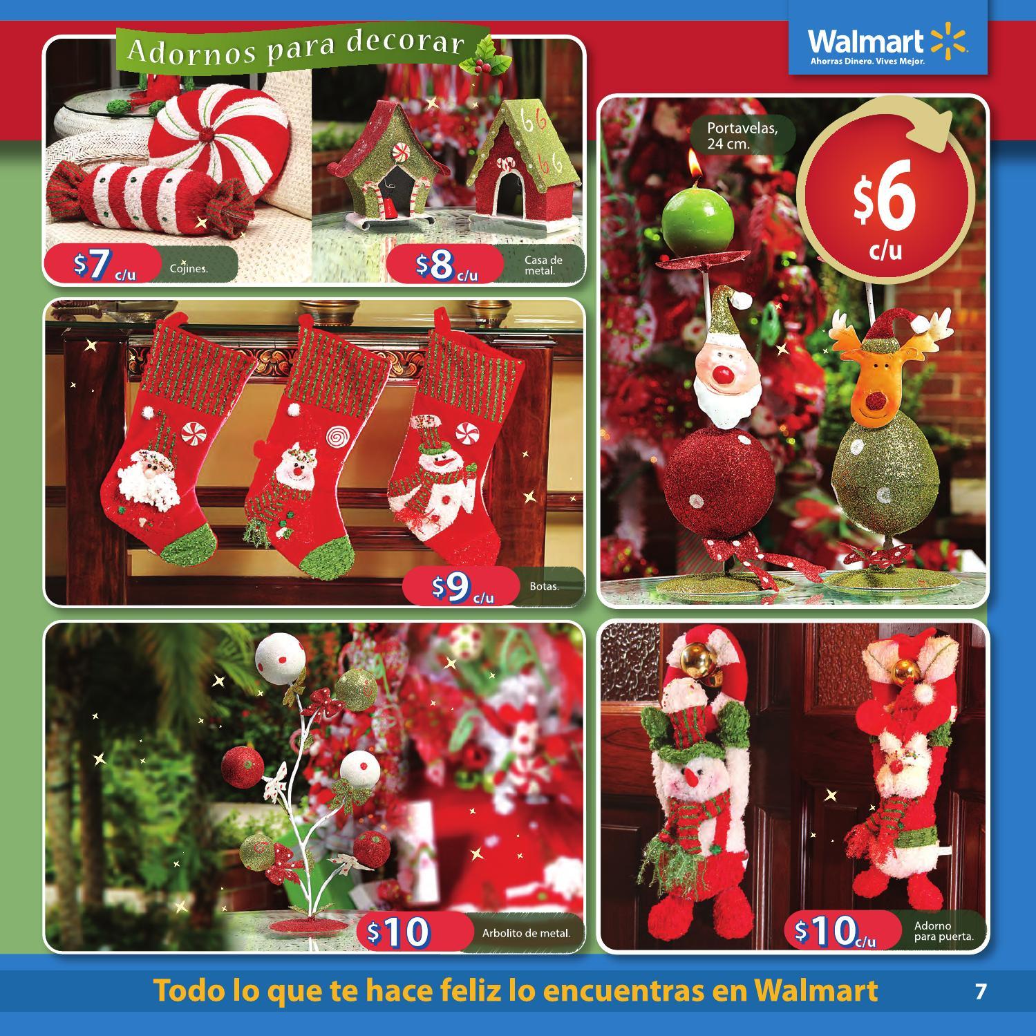 decoracion navide a walmart 2013 pag7 ofertas ahora