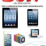 Descuentos RADIO Shack El Salvador en productos apple - 08nov13