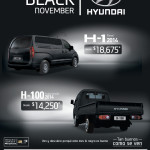 HYUNDAI Blanck November promotion - 18nov13