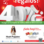 Hush puppies discount tarjetas BAC CREDOMATIC - 28nov13