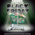 Mañana SUPER Black Friday en Super Selectos - 28nov13