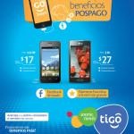 Moviles postpago TIGO LG L5 II - 25nov13
