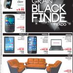 Muebles planchas en BLACK Finde de PRADO - 28nov13