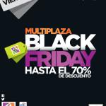 Multiplaza BLACK FRIDAY este viernes 29nov13