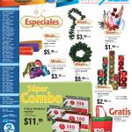 Ofertas FREUND el salvador accesorios navideños - 08nov13