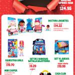 Ofertas JUGUETON promociones de navidad - 22nov13