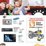 Promociones La Curacao el salvador en tecnologia - 08nov13