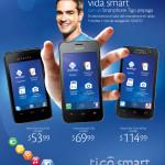 Promociones TIGO el salvador Smartphone Tigo prepago - 08nov13