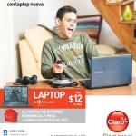 Casa CLARO regresa a clases con LAPTOP nueva - 06ene14