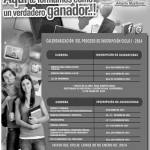 Formando ganadores profesionales Universidad Alberto Masferrer - 02ene14