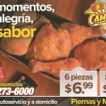 Promociones Pollo Campero el salvador - 27ene14