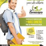 inicia tus estudios LA CORNUCOPIA promociones con este anuncio - 06ene14