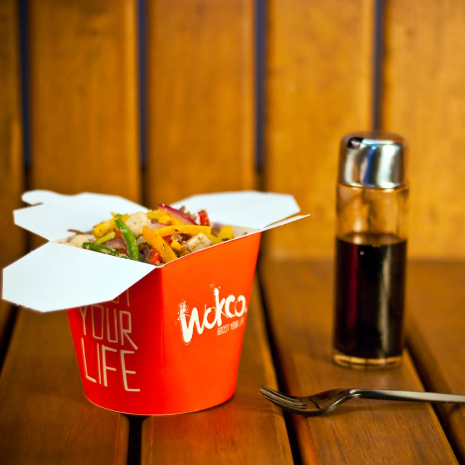 Restaurante Wokco El Salvador BOOST your life