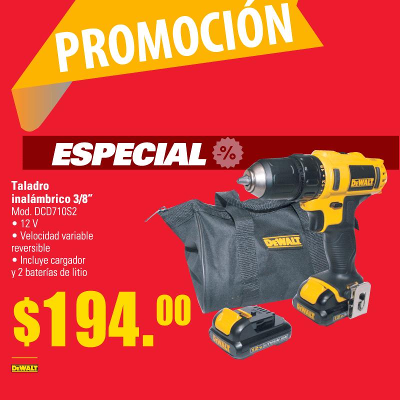 Promocion especial taladro dewalt ofertas ahora - Ofertas de taladros ...
