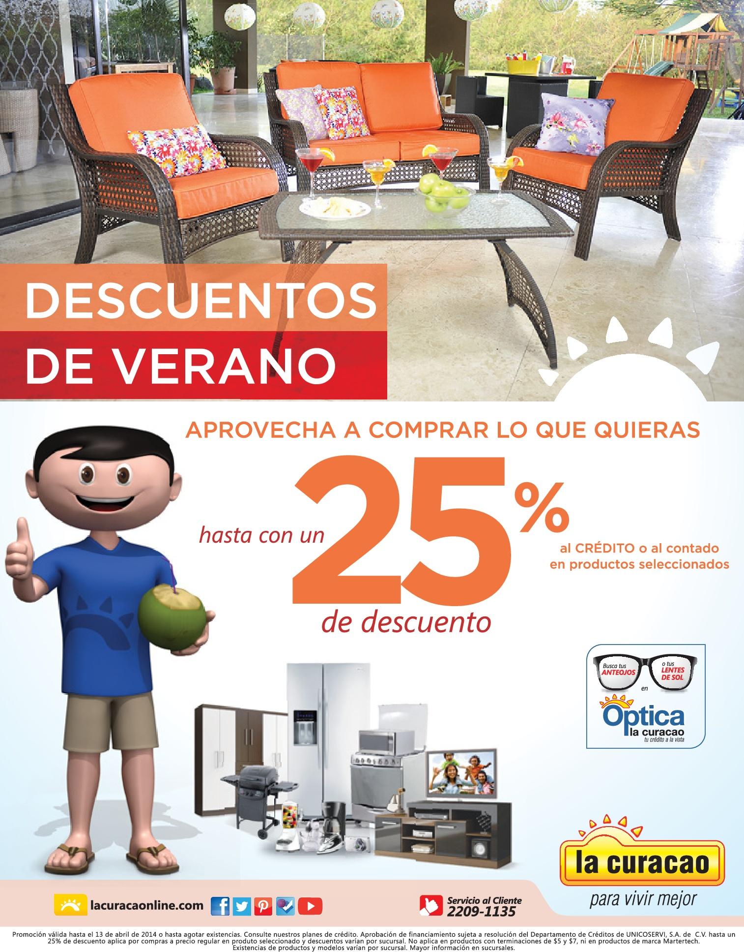 Muebles de verano descuento especial 09abr14 ofertas ahora - Muebles de verano ...