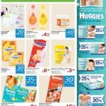 BEBES Descuentos en productos HUGGIES - 25oct14