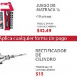 Craftsman tool rectificaodra de cilindro SEARS - 27oct14