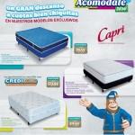Credito e tus compras de CAMAS almacenes tropigas - 25oct14