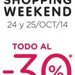 MANGO shopping weekend discounts MULTIPLAZA - 24oct14