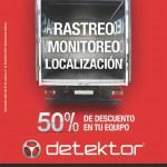 Rastreo y monitoreo via GPD detektor - 22oct14