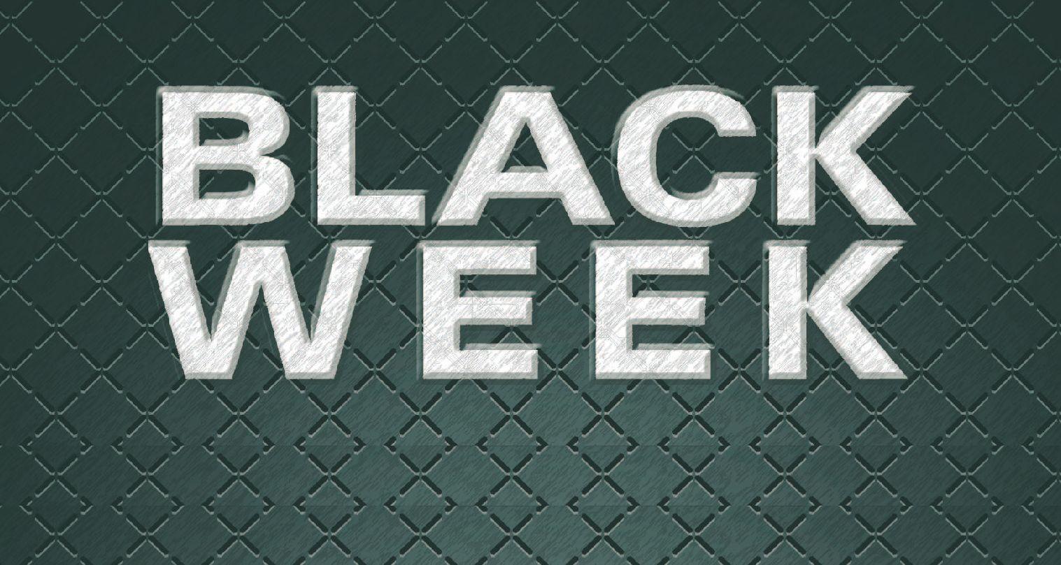 HOY lunes inicia la BLACK WEEK 2014 - 24nov14
