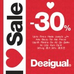 I love SALE fashion life style DESIGUAL - 16ene15