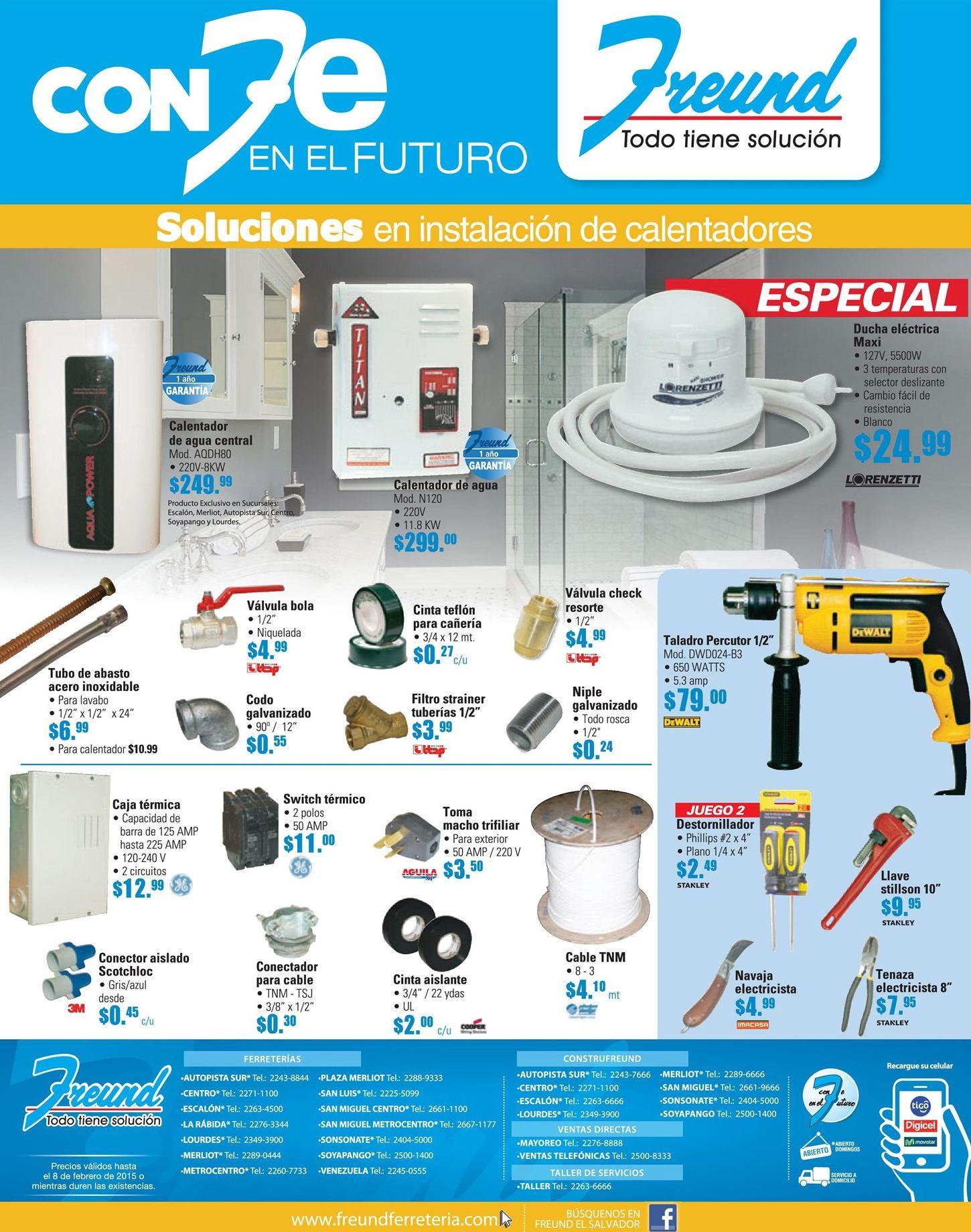 Instalar una ducha electrica 23ene15 ofertas ahora for Instalar ducha