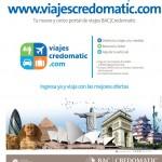 CREDOMATIC travel Viajar con las mejores ofertas