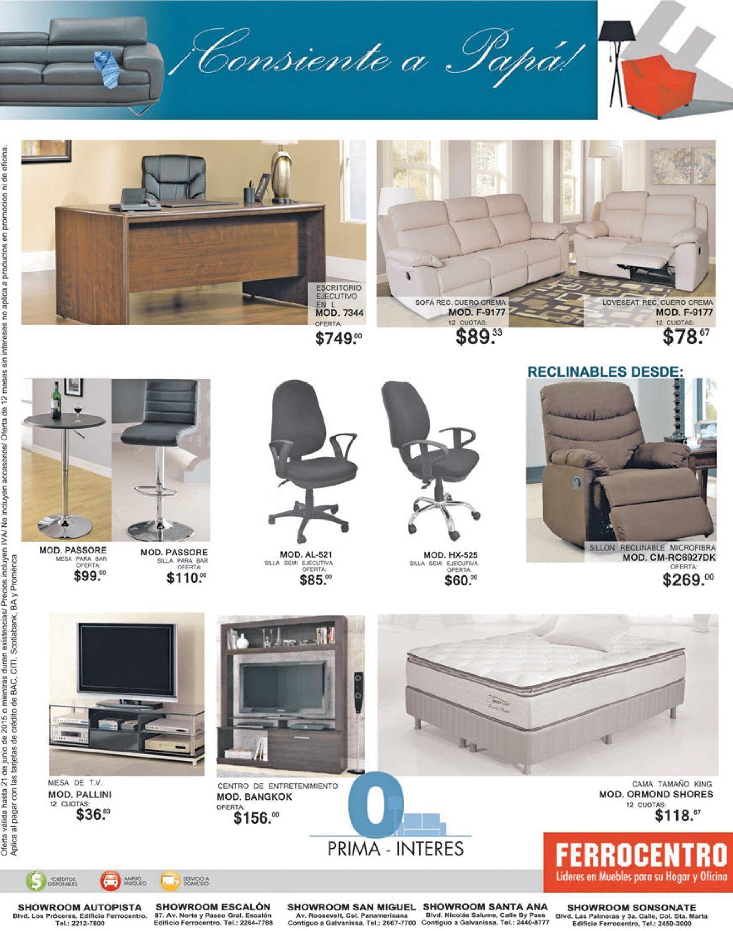 Muebles de calidad y estilo de lujo ferrocentro 16jun15 for Muebles de calidad