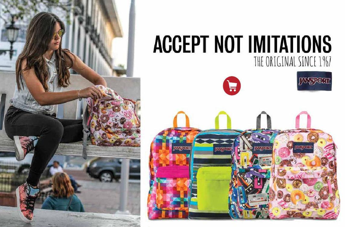 Original backpack to teens