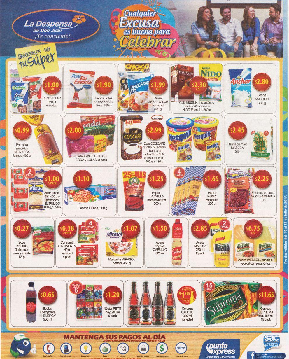 Best supermarket deals this weekend