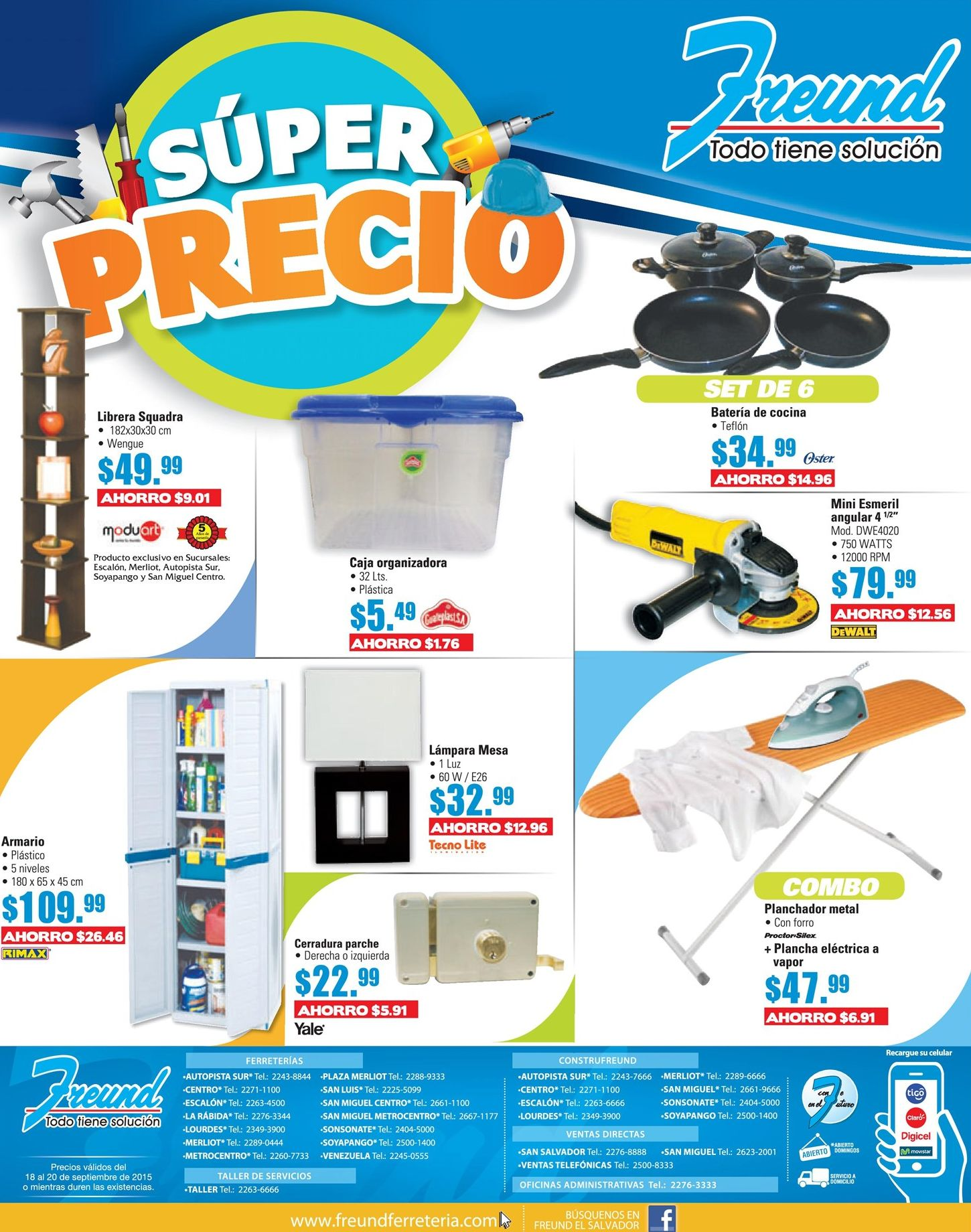 Super precio en accesorios para tu hogar y cocina y for Accesorios de hogar