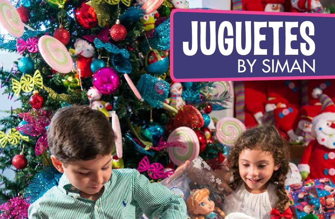 Siman catalogo de juguetes y regalos de navidad 2015 - Regalos para navidad 2015 ...