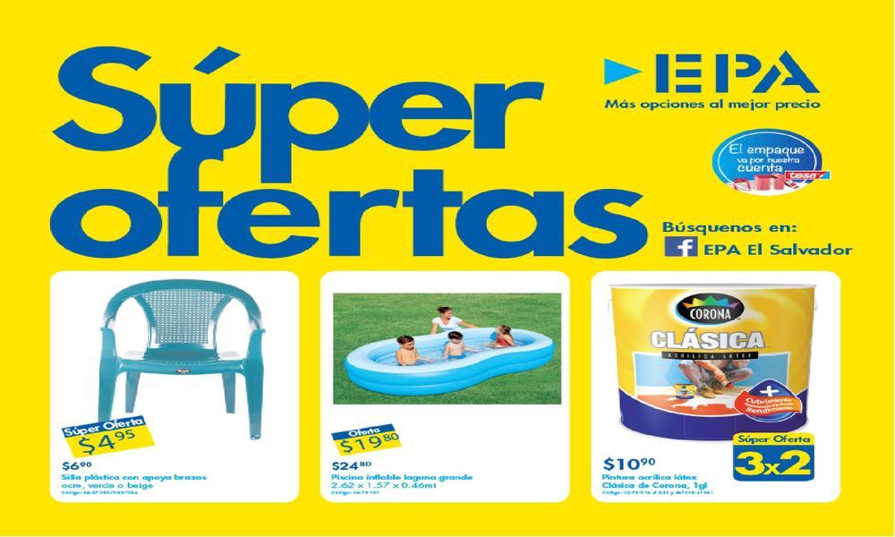 super OFERTAS epa EL SALVADOR diciembre 2015