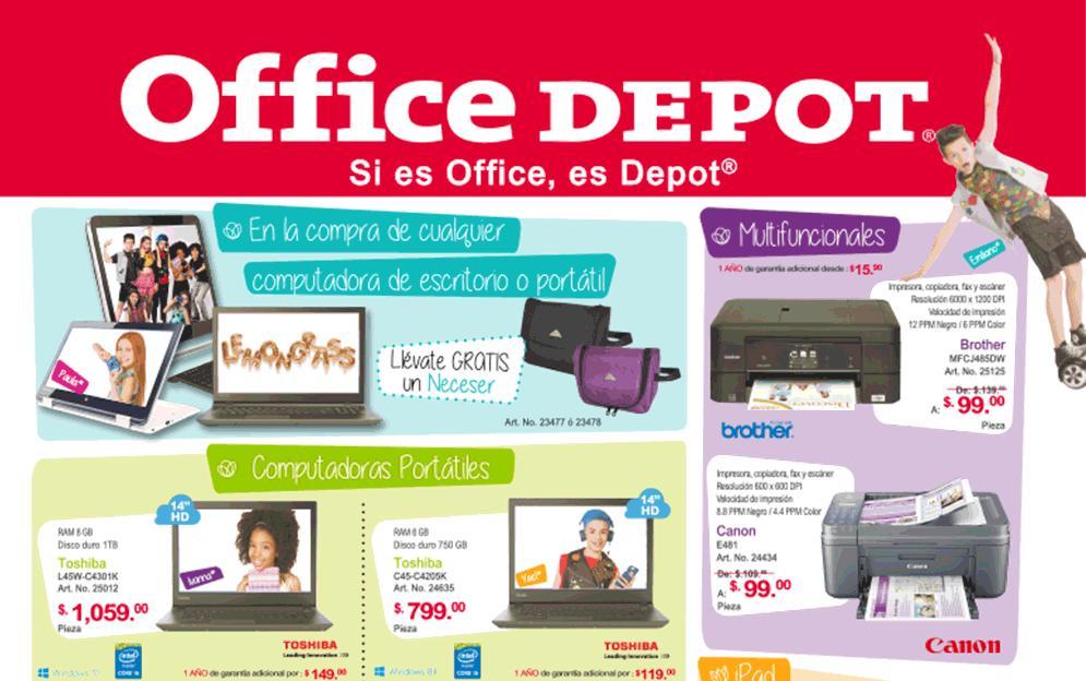 Tienda Virtual Office Depot El Salvador