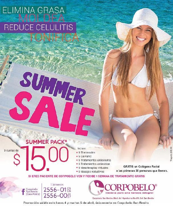 Promociones para eleminar grasa reducir celulitus y tonificar tu cuerpo