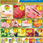 WALMART Precios bajos en compras de SUPER y MERCADO - 08abr16