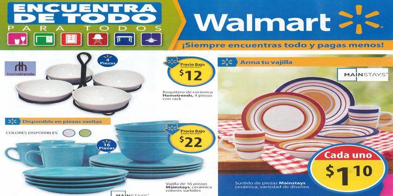 Catalogo de compras WALMART encuentra de todo